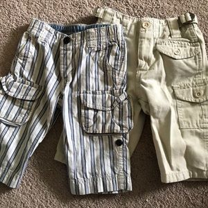 Baby Gap & Old Navy pants